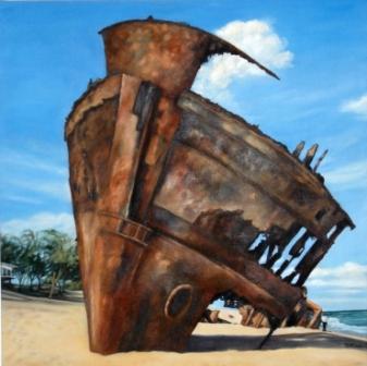 Macuti wreck