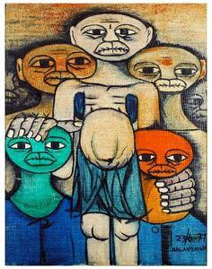global art malangatana