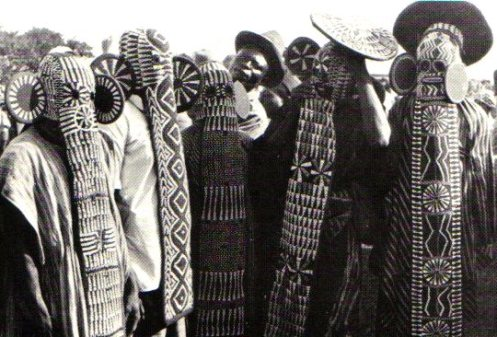 elephant maskers bamileke
