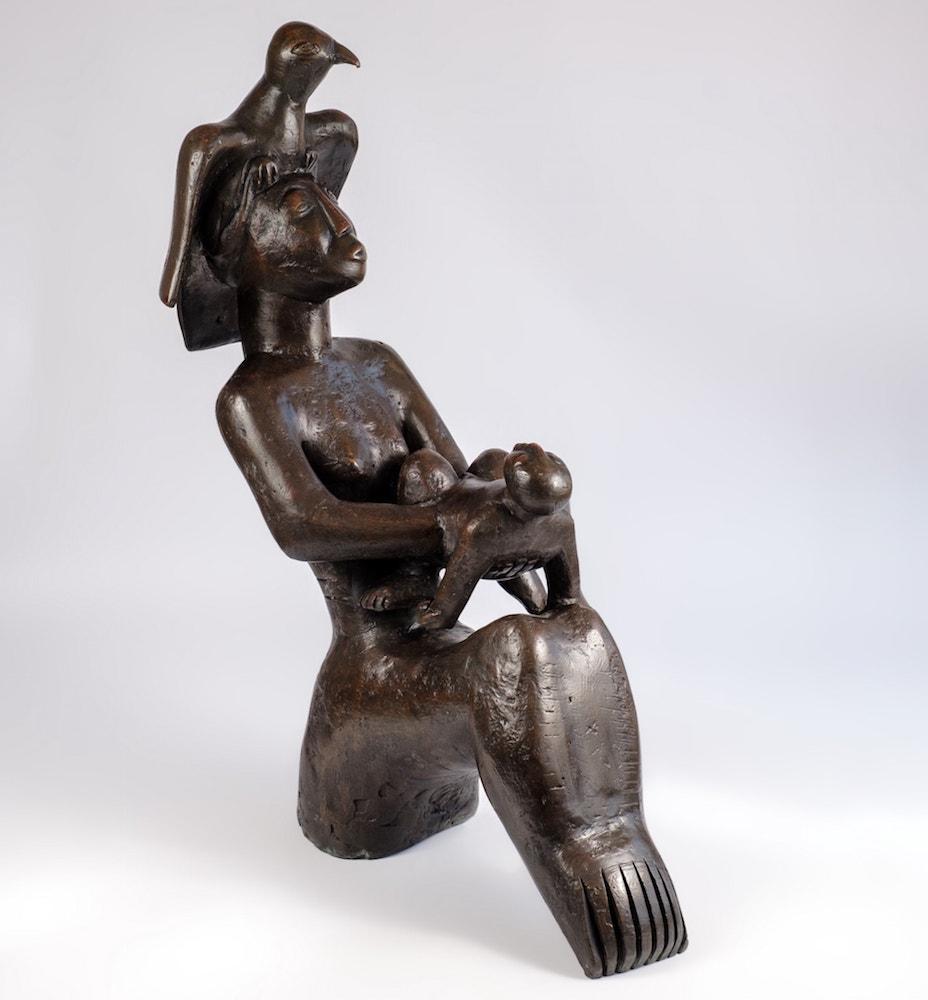 'Nomkhubulwane', Percy Konqobe, 2020