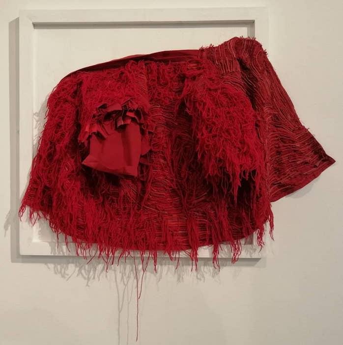 Georgina Maxim at the Venice Biennale