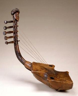 harp zande