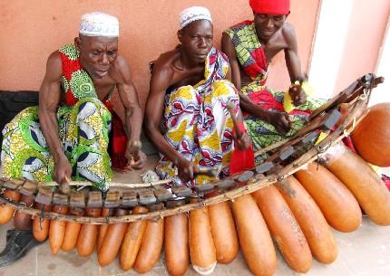 marimba band angola