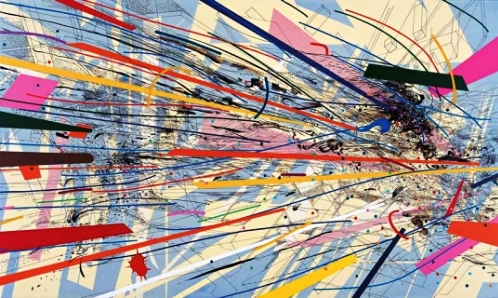 abstract julie mehretu