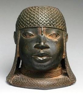 Metal Ife sculpture, 16th C