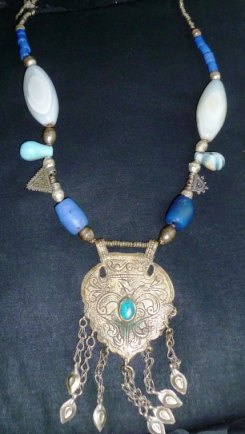 turkoman pendant