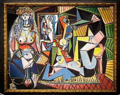 les femmes, Picasso
