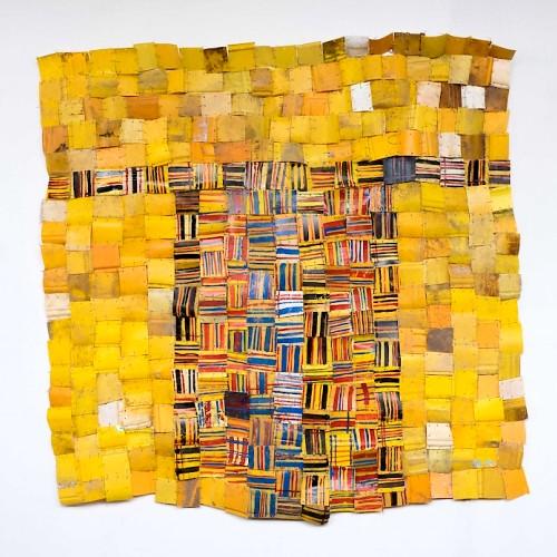 Serge Attukwei Clottey 'Voices demanding'- 2016
