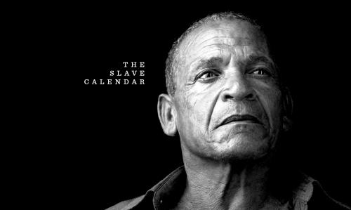 slave calender cover