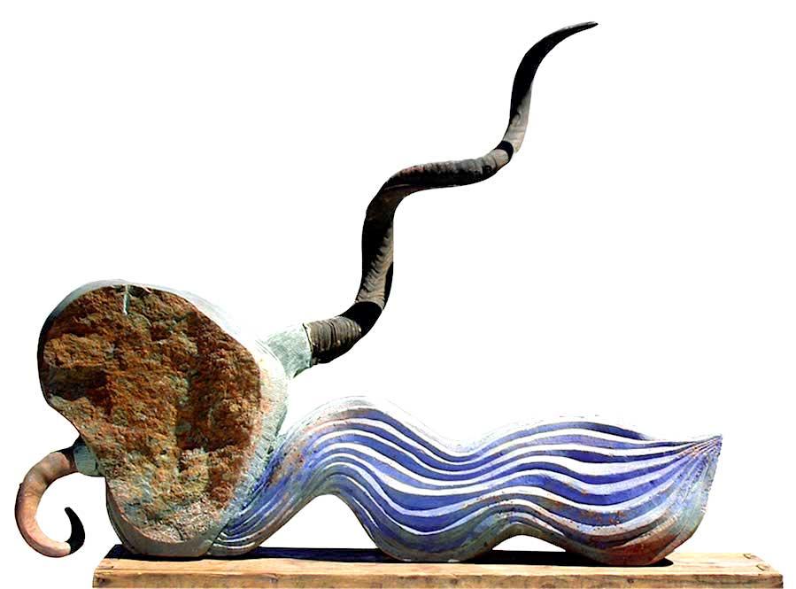 'The Miracle of Moses', Tapfuma Gutsa