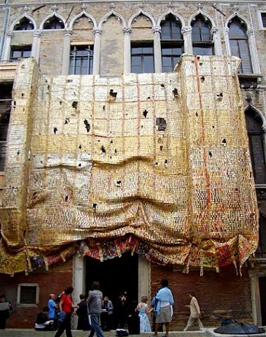 cloth of gold venice