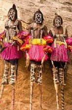dama dancers
