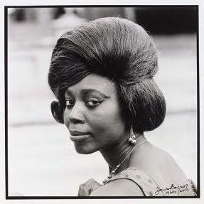 Eva, London, 1960