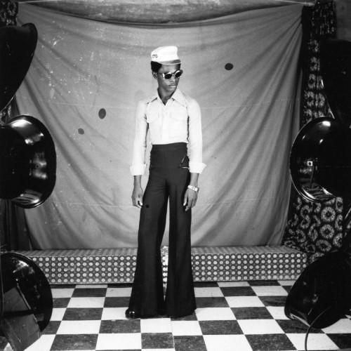Self Portrait with Kodak Hat - Samuel Fosso