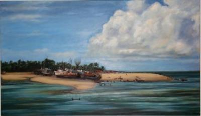 Praia Nova Sky
