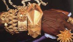gold ornamentation