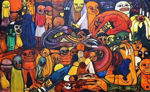 malangatana untitled