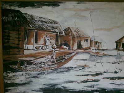 Niger-Delta [Nigeria Riverine area]