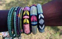 plastic bracelets