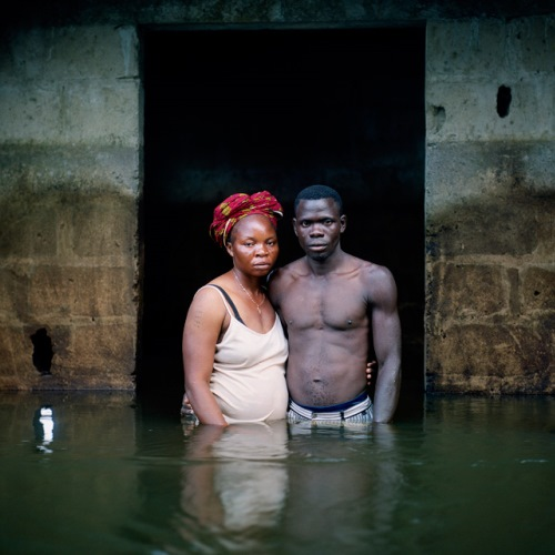 Submerged Portraits - Nigeria - Mendel