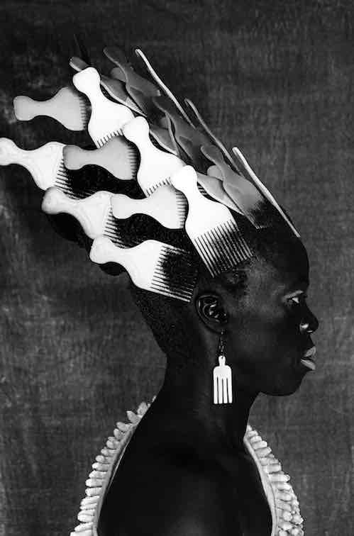Zanele Muholi 'Qinisi